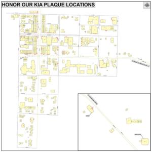 Find HOKIA Plaques - Honor Our KIA